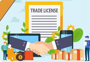 ISSUING TRADE LICENSE
